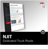 Dedicated Truck Route